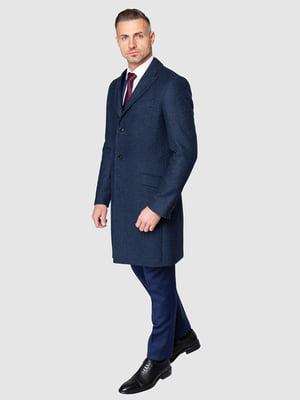 Пальто синее | 5309975