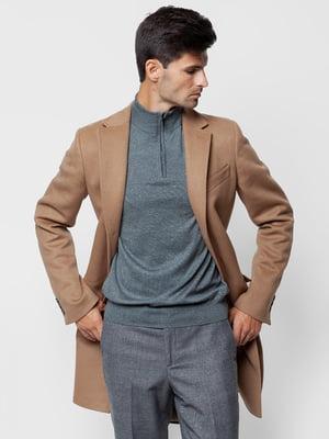Пальто бежевое | 5309976