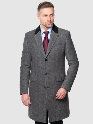 Пальто сіре   5309977