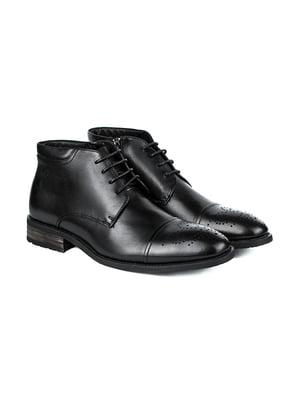 Черевики чорні | 5309988