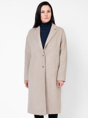 Пальто молочного цвета | 5309992