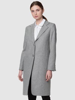 Пальто серое | 5309995