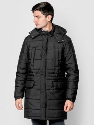 Куртка чорна | 5310001