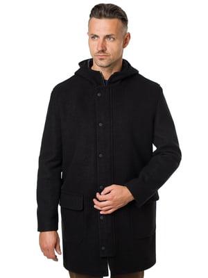 Пальто чорне | 5310006