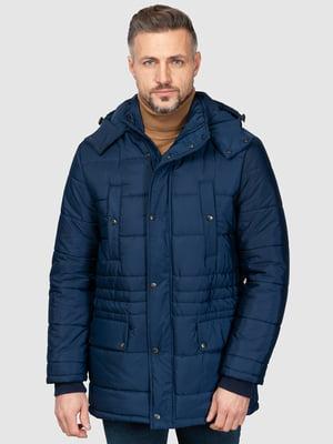 Куртка синяя | 5310013
