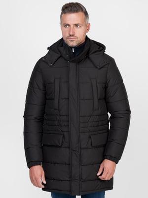 Куртка чорна | 5310014