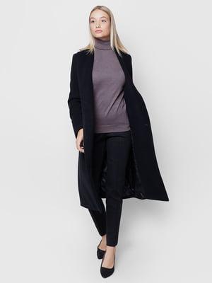 Пальто черное | 5310023