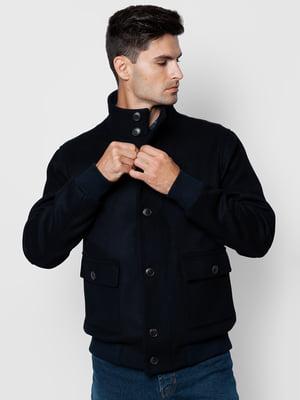 Куртка темно-синяя | 5310028