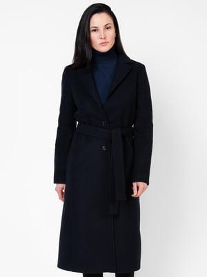 Пальто темно-синє   5310031