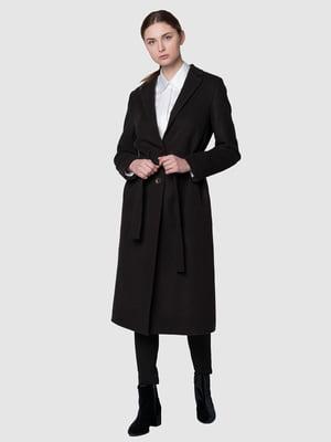 Пальто темно-коричневое | 5310033