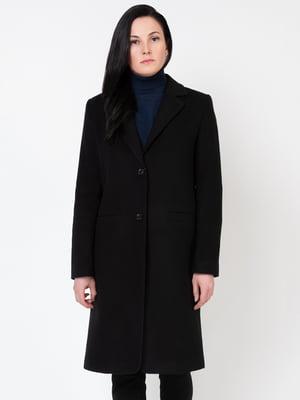 Пальто черное | 5310036