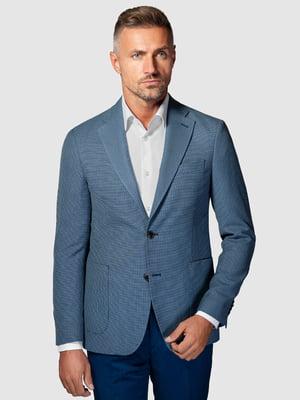 Пиджак синий | 5310038