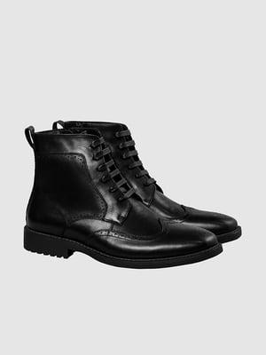 Ботинки черные | 5310047