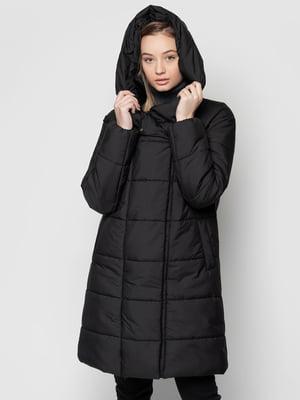 Пальто чорне | 5310063
