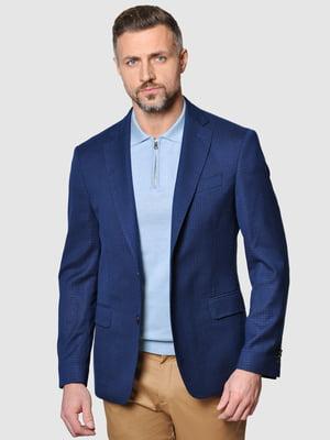 Піджак синій | 5310069