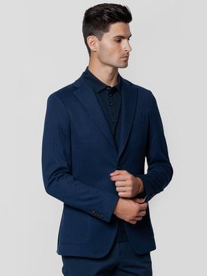 Піджак синій | 5310071