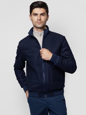 Куртка синя | 5310072