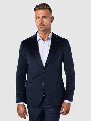 Піджак темно-синій | 5310080