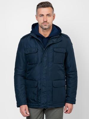 Куртка синяя | 5310092