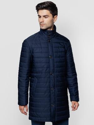 Куртка синя | 5310093