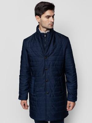 Куртка синя | 5310095
