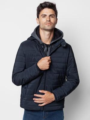 Куртка темно-синяя | 5310097