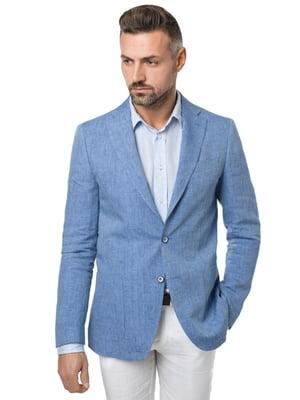 Пиджак голубой | 5310103