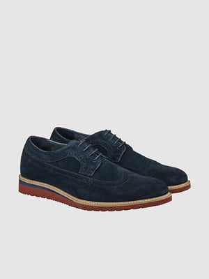 Туфли синие | 5310116