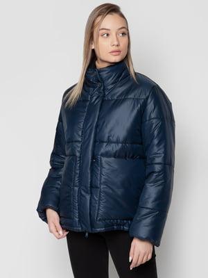 Куртка синя | 5310119