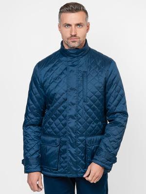 Куртка синяя | 5310121