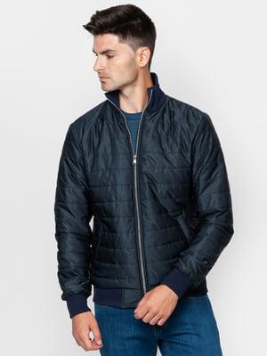 Куртка темно-синя | 5310126