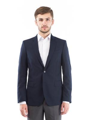 Піджак темно-синій | 5310131