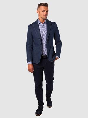 Піджак синій | 5310158