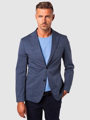 Пиджак синий | 5310159