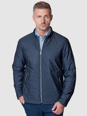 Куртка синя | 5310164