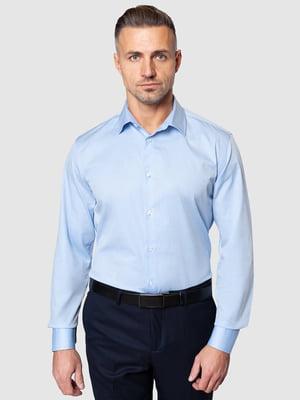 Сорочка блакитна | 5310201