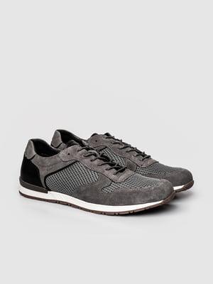 Кросівки сірі | 5310213