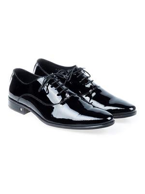 Туфли черные | 5310292