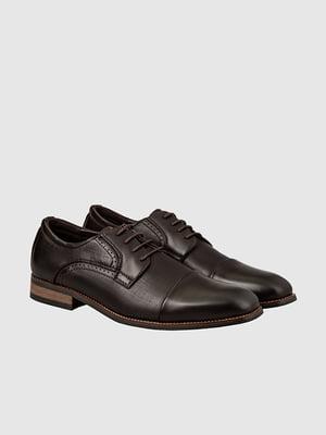 Туфлі коричневі | 5310321