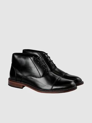 Ботинки черные | 5310362