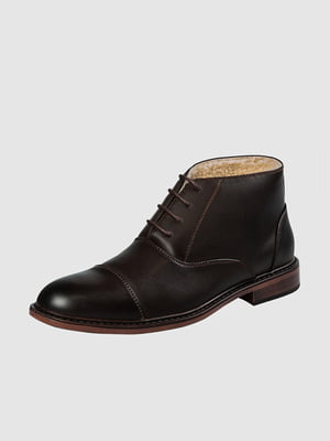 Ботинки темно-коричневые | 5310363