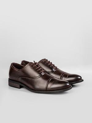 Туфли коричневые | 5310379