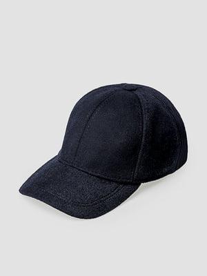 Бейсболка темно-синяя | 5310637