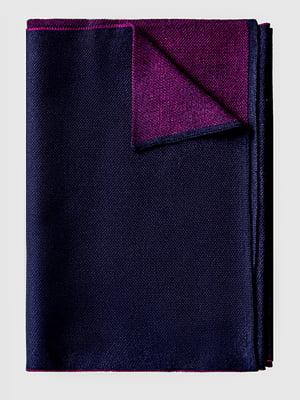 Шарф темно-синий | 5310684