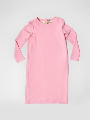 Платье пудрового цвета | 5310728