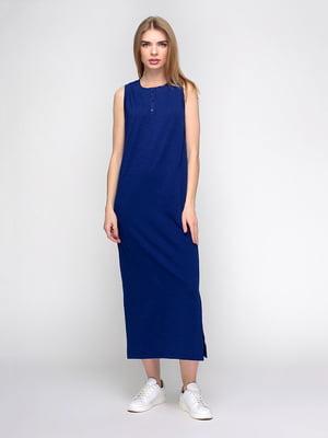 Платье синее | 5310746