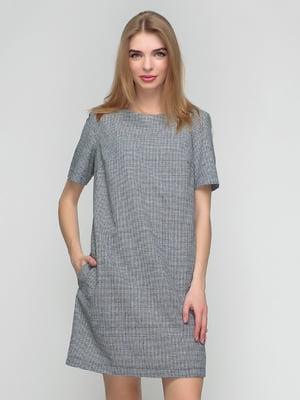 Платье клетчатое | 5310748