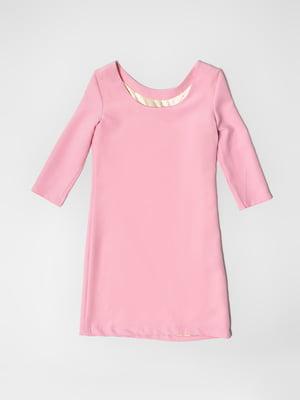 Сукня пудрового кольору | 5310751