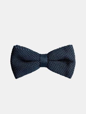 Галстук-бабочка темно-синий | 5310760