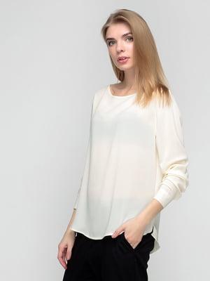 Блуза молочного цвета | 5310765